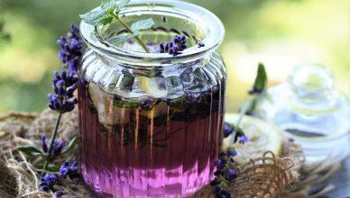 Lavendel-Limonade für Körper und Geist