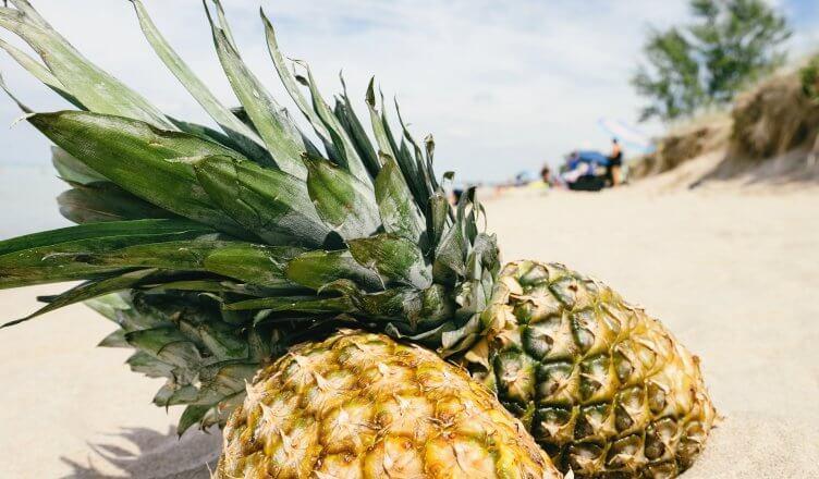 8 sagenhaften Vorteile von Ananas