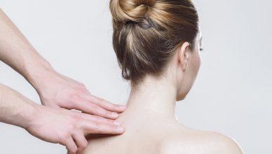 Muskelverspannungen im Rücken- und Nackenbereich vorbeugen
