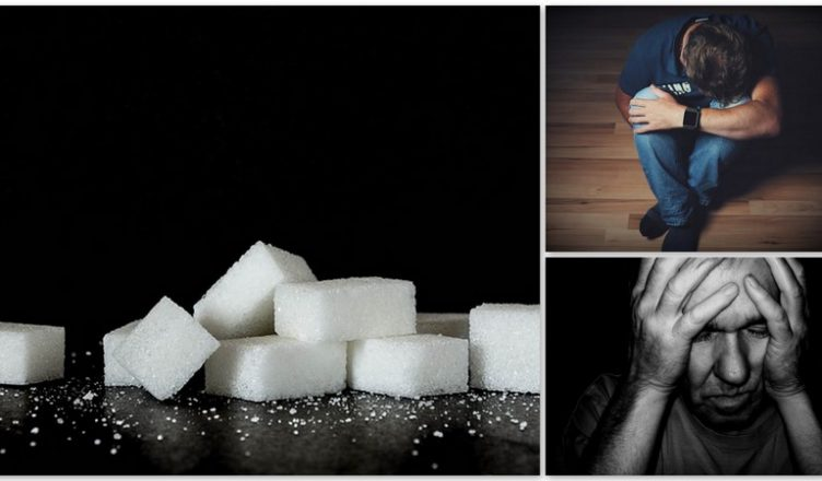 Zuckerkonsum begünstigt Depressionen