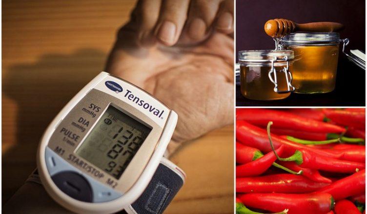 Hoher Blutdruck: 9 natürliche blutdrucksenkende Hausmittel