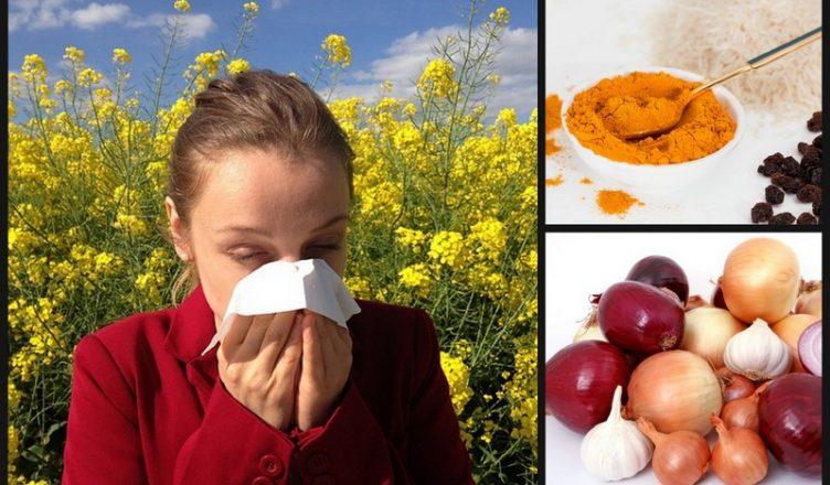 10 Natürliche Hausmittel gegen Allergien