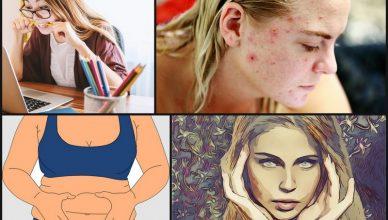 8 Symptome einer Hormonstörung