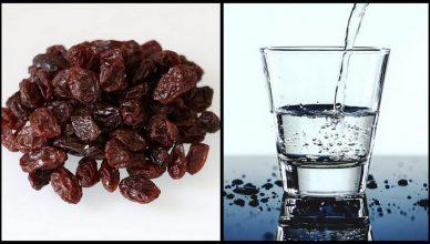 Rosinenwasser zur Leberentgiftung