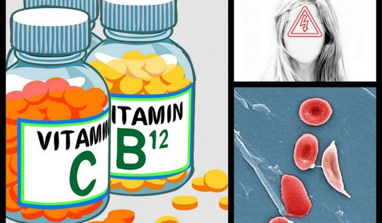 Vitamin B12-Mangel: Wichtige Anzeichen für einen Mangel