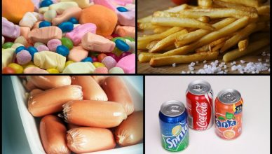 10 Nahrungsmittel, die uns Lebensjahre rauben