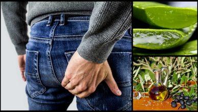 10 Natürliche Hausmittel gegen Hämorrhoiden