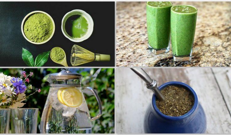 5 energiereiche Alternativen zum Kaffee