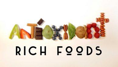 Die 10 besten antioxidativen Lebensmittel, Kräuter & Stoffe