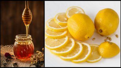Honig und Zitrone: Eine himmlische Verbindung