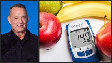 """Tom Hanks: """"Ich weiß, dass Ich mein Typ-2-Diabetes auf natürliche Weise umkehren kann"""""""