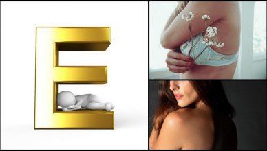 10 Vorteile von Vitamin E für Haut und Haar