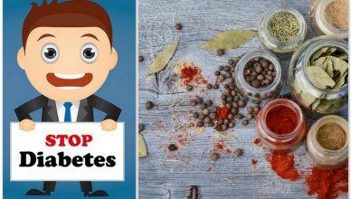 Die 10 besten Kräuter und Gewürze für Diabetes mellitus