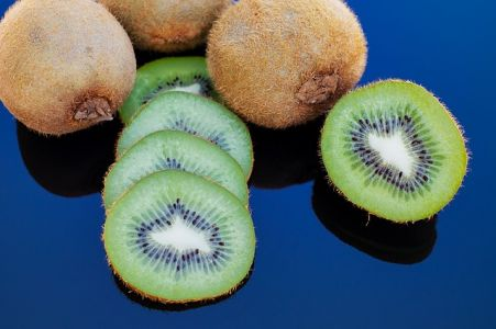 Kiwis stärken das Immunsystem und verbessern die Sehkraft