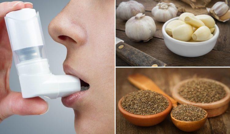 Asthma Hausmittel Akut