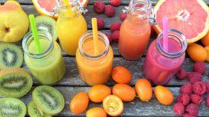Nichts ersetzt eine gesunde und ausgewogene Ernährung