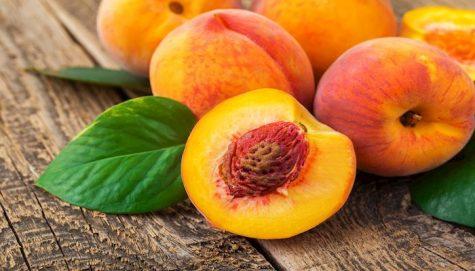 10 Gesundheitliche Vorteile von Pfirsichen