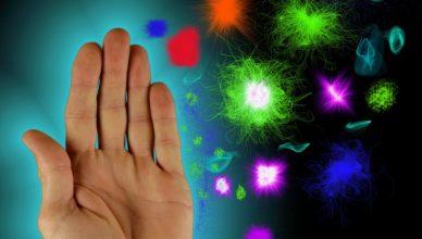 Wie das Immunsystem Chaos nutzt, um Krankheiten zu verhindern