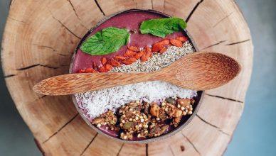 4 Superfoods, die du ausprobieren musst