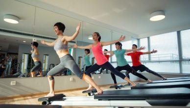 6 Hervorragende gesundheitliche Vorteile von Pilates