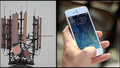 Die Nutzung von Handys steht mit Hirntumoren und Tod in Verbindung