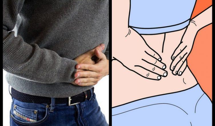 Rückenschmerzen und Blähungen: Ursachen, Symptome und Behandlungen
