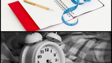 Warum Ernährungspläne das Schlafverhalten berücksichtigen sollten