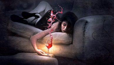 Wie wirkt sich Alkohol auf die Schlafqualität aus?