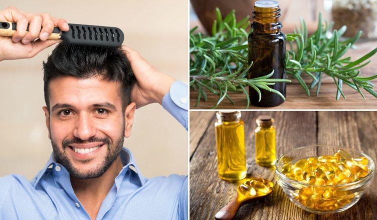 10 Natürliche Hausmittel für besseren Haarwuchs