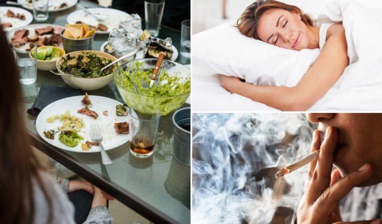 5 Dinge, die du nach dem Essen NIE tun solltest - DGW