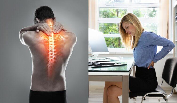 6 Häufig ignorierte Ursachen für Rückenschmerzen